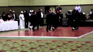 2010 Arabian Temple/Court Joint Ball - Rabia Temple #8 Riding In......