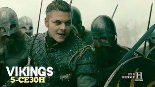 Викинги 5 сезон 2-часть трейлер (2018)