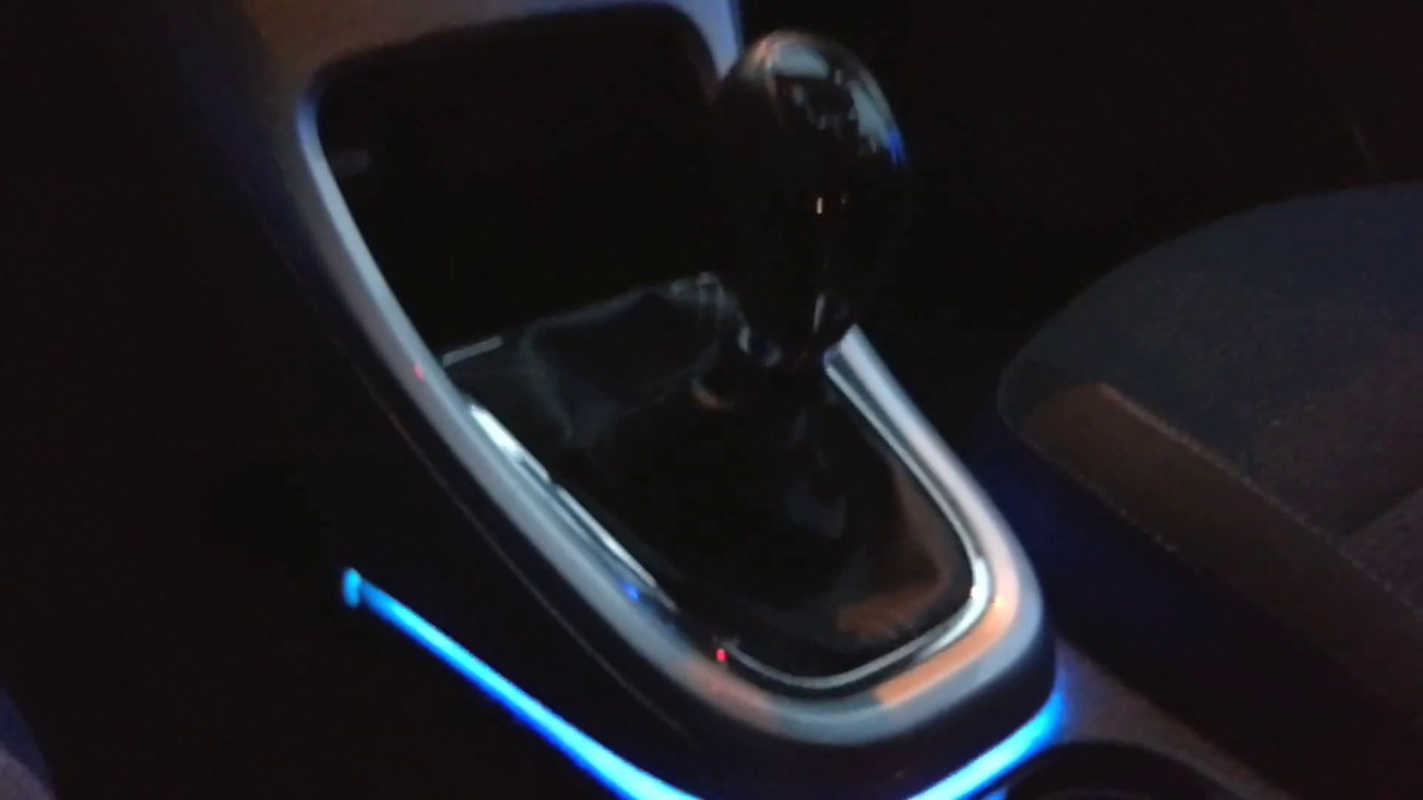 Led Verlichting Astra G Opel Astra J White Led Dashboard And Rgb Led Ambient Light