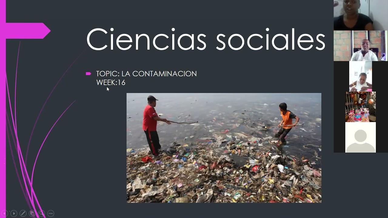 semana16 ciencias sociales la contaminación 01 de junio del 2021