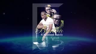 Buron ft Organized family - Kanyimbo (Lyrics)