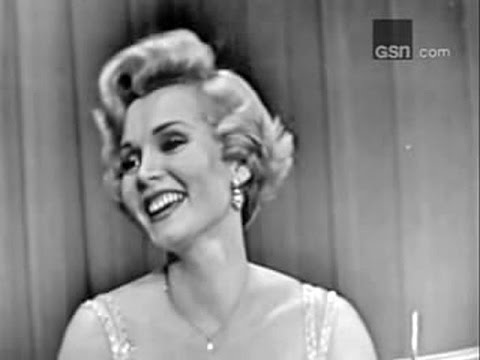 Whats My Line? - Zsa Zsa Gabor (Mar 29, 1953) [REPLACEMENT FOR GLITCHED VERSION]