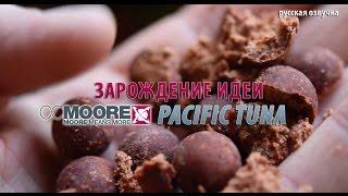 Бойлы CCMOORE Pacific Tuna зарождение идеи (русская озвучка)