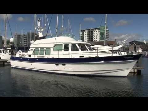 Hardy 50 Used Boat | Motor Boat & Yachting