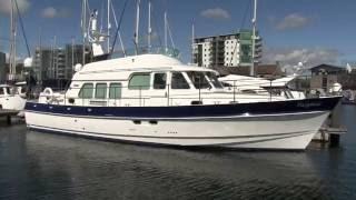 Hardy 50 Used Boat | Motor Boat & Yachting