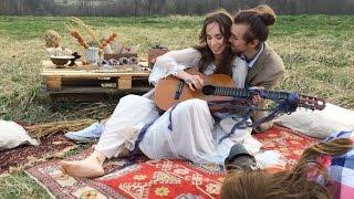 Vlog флориста| Фотосьемка в Бохо стиле| как оформить свадьбу