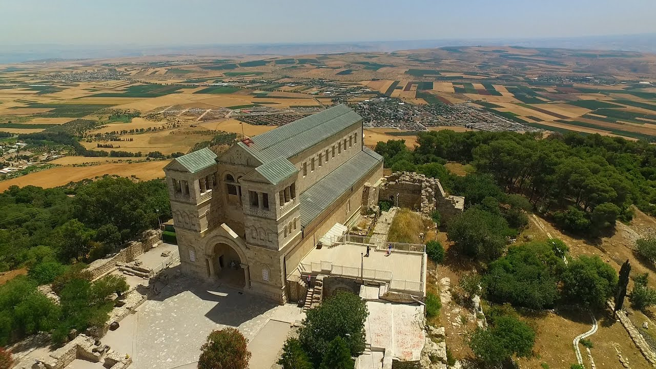 Church of the Transfiguration on Mount Tabor, Israel - YouTube