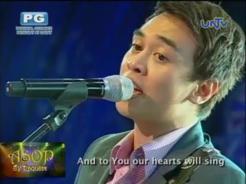 ASOP by Request: A Song of Praise (Lord, We Worship) -  RJ Jimenez