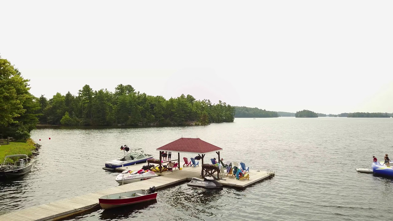 Muskoka Ontario Resort | All Inclusive | Families | Kids | Severn Lodge