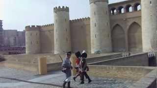 V-log: Los Sitios de Zaragoza: Batalla de La Aljafería Representación del 03 / 03 / 2013 (parte 2)