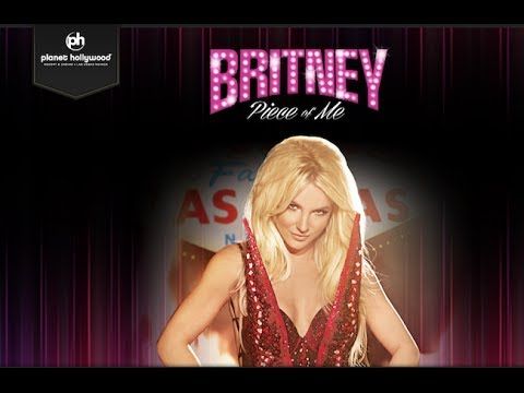 Britney Spears - I Wanna Go (Piece Of Me...