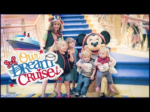 DISNEY DREAM CRUISE!