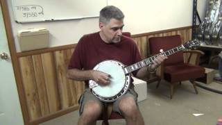 Gibson banjo 312-8 Steve Huber Fireball Mail and Farewell Blues.m2ts