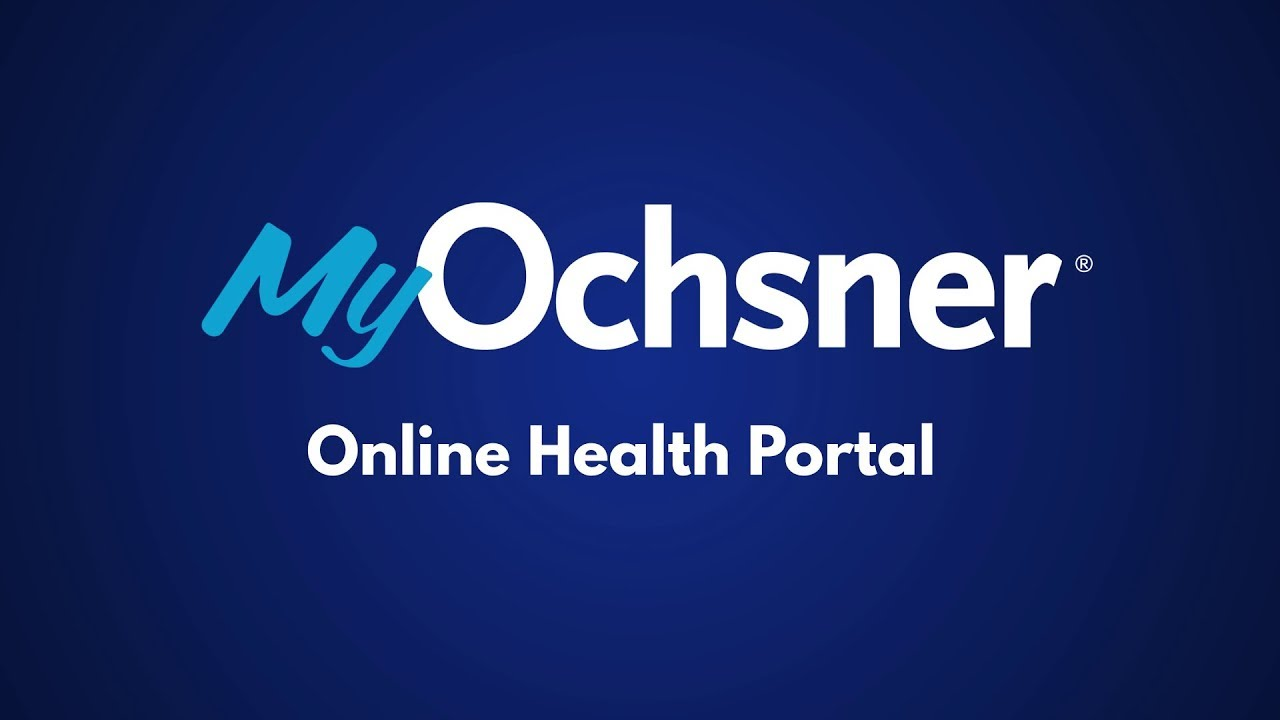 myochsner.org sign in