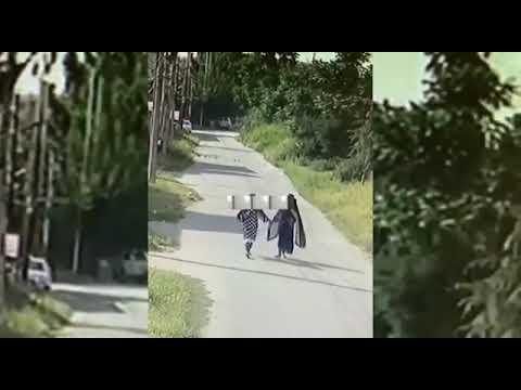 Eve Teasing....CCTV footage from Sanat Nagar area of Srinagar city..........
