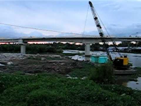 Cầu Bến Nhứt - Giồng Riềng - Kiên Giang (Mới xây năm 2011-2012)