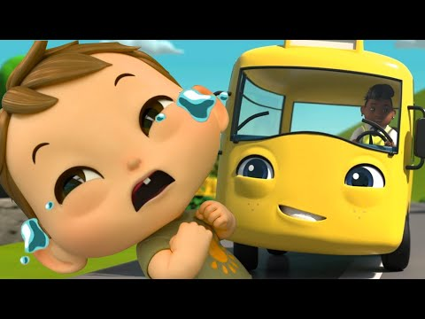 Vehicle Songs for Kids Compilation !   Boo Boo Kids Nursery Rhymes & Kids Songs    Little Baby Bum
