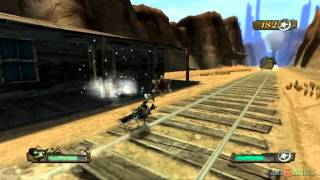 Rango: The Video Game - Gameplay Wii (Original Wii)