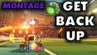 "INIQUITY | ""Get Back Up"" ROCKET LEAGUE Montage"