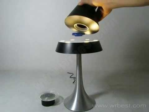 How to floating lamp,Magnetic Floating table lamp ...
