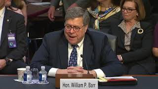 Watch: Barr Said He Wouldn't Fire Robert Mueller Without Good Cause