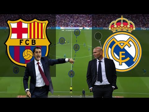 Is Barca Still A Great Team? | Barcelona vs Real Madrid Tactical Analysis 1/2