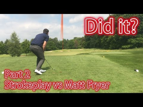 DID IT GO IN?...... Stockport Golf Club - Part 2