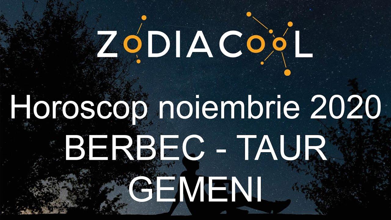 Horoscop luna Noiembrie 2020 pentru Berbec, Taur si Gemeni, oferit de ZODIACOOL