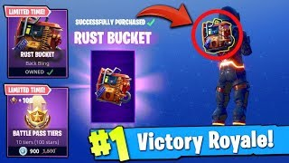 *FREE* Back Bling In The Item Shop! (Fortnite: battle Royale) Theater Mode Tutorial