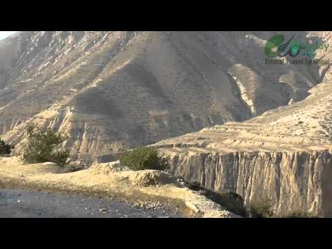 Chaile ( Tsaile) to Ghami -second Day of Upper Mustang trekking with Eco Holiday Asia,Kathmandu