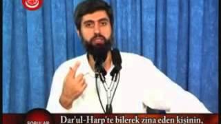 Alparslan Kuytul - Dar'ul Harp'te Bilerek Zina Eden Kişinin Nolur 2017 Video