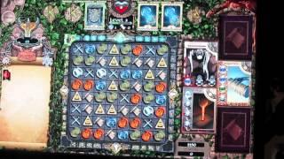 Match and Magic gameplay