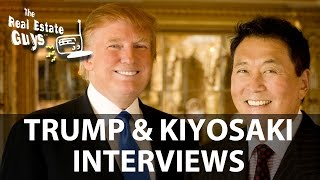 Donald Trump and Robert Kiyosaki and What the Gov't Could Learn from Real Estate Investors