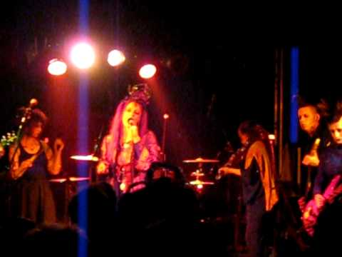 Faith and the Muse - Sparks (live 06.11.09, Ice Age Festival, Darmstadt, Goldene Krone) mp3