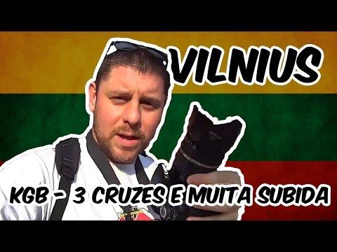 Vilnius - A capital da Lithuania como você nunca viu!