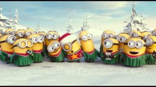 Новогоднее поздравление от Миньонов!
