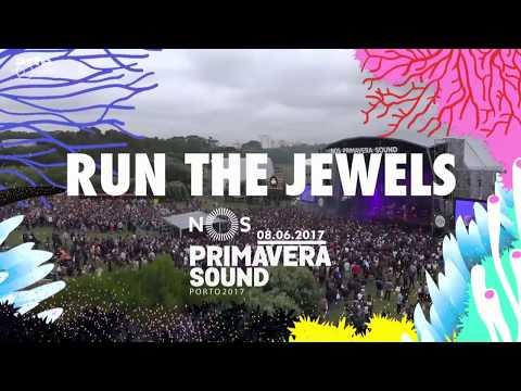 Run the Jewels - Live @ NOS Primavera Sound 2017 - Porto, Portugal (Full Show)