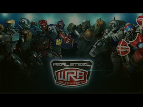 HOW TO HACK REAL STEEL WRB
