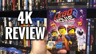 The LEGO Movie 2 - 4K UltraHD Blu-ray Review