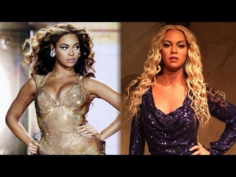 Fans PISSED Beyonce's Wax Figure Looks NOTHING Like Her!