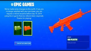 COLLECT YOUR FREE CAMUP in Fortnite!