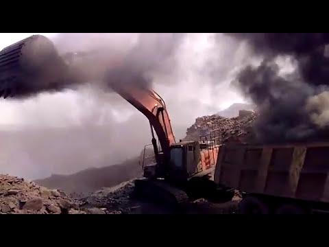Dhanbad coal mines
