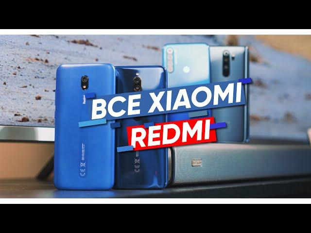 Xiaomi Redmi 8, Redmi 8A, Note 8 и Note 8 Pro: какая разница и что лучше?