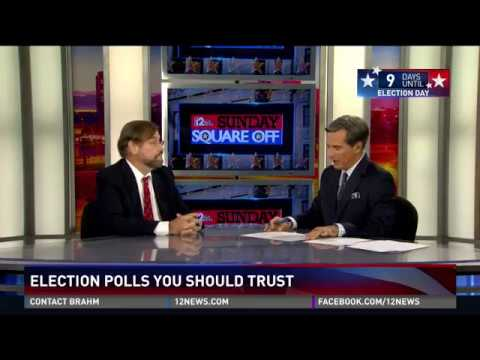 Sunday Square Off - 2016 Presidential Polls in Arizona