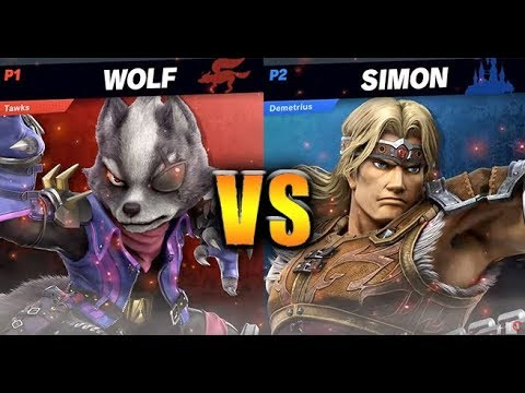 Wolf vs Simon