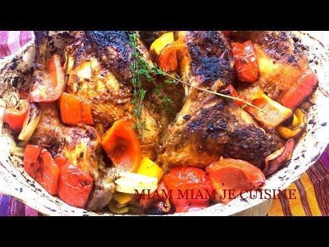 poulet-piri-piri-à-la-portugaise-au-four-découvrez-l'astuce-pour-avoir-ce-goût-fumé-un-pur-régal😋