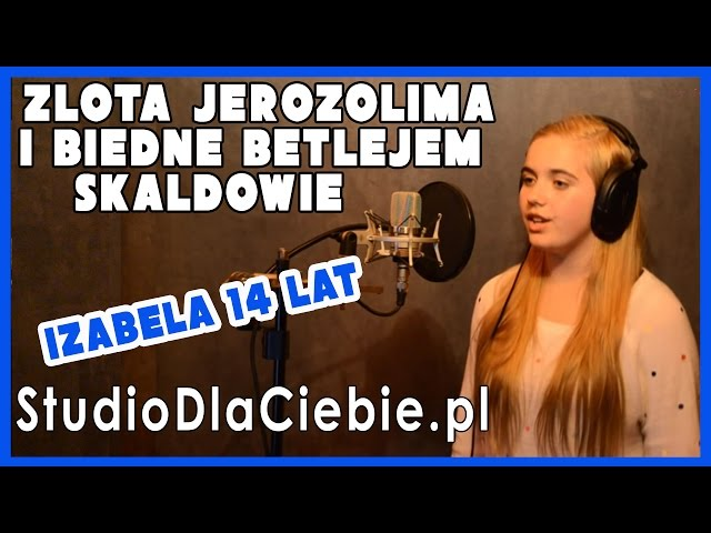 Złota Jerozolima i biedne Betlejem - Skaldowie (cover by Izabela Sacha)