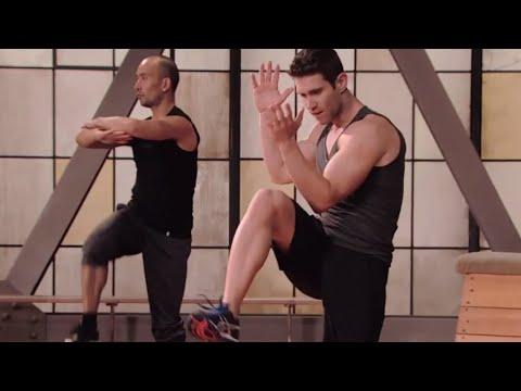 45-Min Strength-Training Workout   Level 1 W/ CJ Koegel