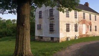 Abandoned 1769 Clover Hill Farm House (HD UNCUT)
