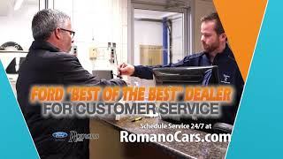 Ford, Lincoln, and Mercury Service and Repair Near Syracuse, NY